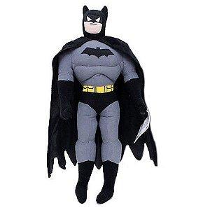 Batman Preto de Pelúcia