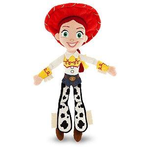 Jessie Toy Story de Pelúcia Pequena