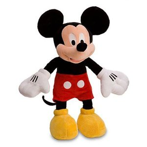Mickey de Pelúcia Médio