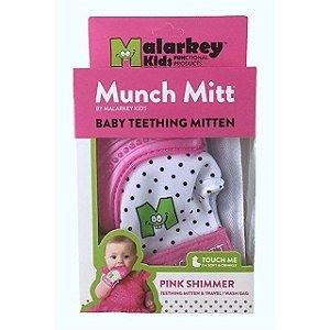 Luva mordedora Munch Mitt - ROSA