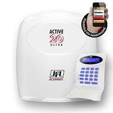 Central Alarme Monitorada Activ20
