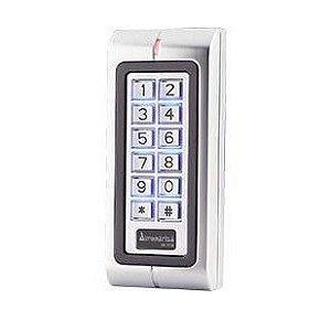 Controle Acesso Stand Alone SA210 senha+cartão