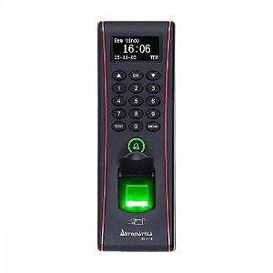 Controle Acesso Stand Alone - Biometria Senha e Proximidade SS411Automatiza