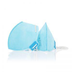 Máscara contra Pó com Respirador - Alergoshop