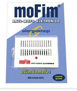 Desumidificador Elétrico Mofim Anti Mofo 110V - Alergoshop