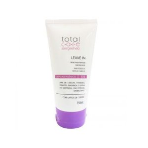 Leave in Total Care 105 Creme Sem Enxágue 150ml - Alergoshop