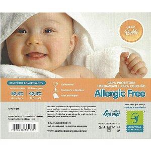 Capa Impermeável para Colchão de Berço Allergic Free