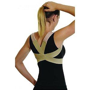 Espaldeira Elástica Simples para Correção da Postura - Dilepé