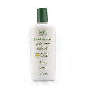 Condicionador Aloe Vera Hipoalergênico 240ml - Allergic Center