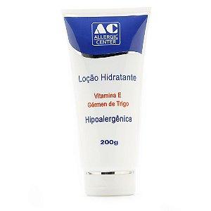 Loção Hidratante Hipoalergênica Gérmen de Trigo 200g - Allergic Center