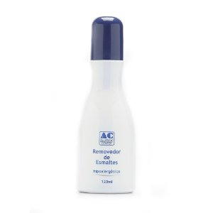 Removedor de Esmalte Hipoalergênico 120ml - Allergic Center