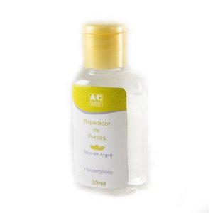 Reparador de Pontas Óleo de Argan Hipoalergênico 30ml - Allergic Center