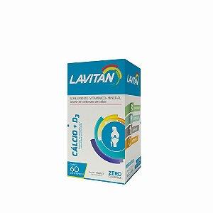 Lavitan Cálcio + D 60 Cápsulas