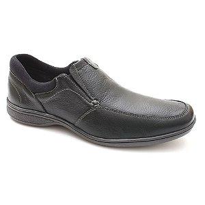 Sapato Masculino Doctor Pé Confortável Couro