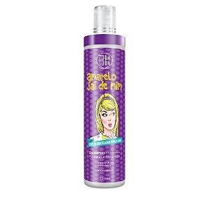 Shampoo Matizador Amarelo Sai de Mim 300ml - Toda Toda