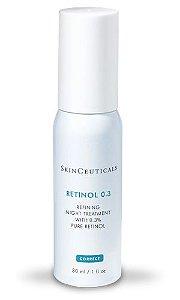 Creme Anti-Idade Retinol Noturno 30ml Skinceuticals