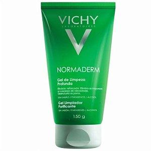 Normaderm Gel de Limpeza Profunda 150g Vichy