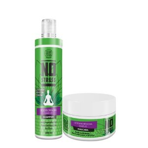 Kit No Stress Shampoo + Máscara 300ml