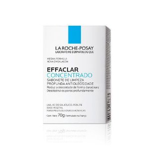 Effaclar Sabonete Concentrado 70g - La Roche-Posay