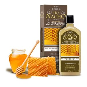 Shampoo Tio Nacho Antiqueda Anti-idade - 415ml