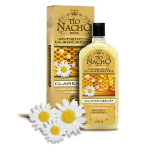 Shampoo Tio Nacho Antiqueda Clareador Camomila - 415ml