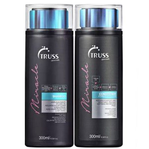 Truss Miracle Shampoo + Condicionador 300ml