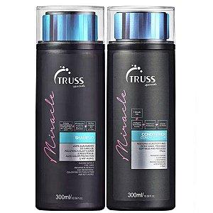 Truss Miracle Shampoo + Condicionador 300ml
