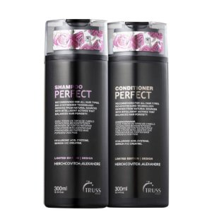 Truss Perfect Alexandre Herchovitch Shampoo + Condicionador 300ml