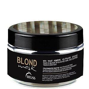 Truss Blond Mask 180g Máscara para Cabelos Loiros