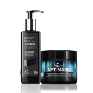 Truss Kit de Tratamento Profundo Net Mask + Night Spa