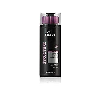 Truss Structure Shampoo para Cabelos Finos 300ml