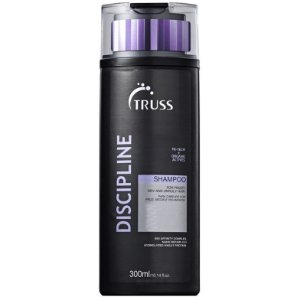 Shampoo Truss Discipline Reduz Volume e Frizz 300ml