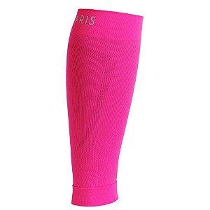 Polaina Esportiva de Compressão Pulse Road Sigvaris Cor Pink Neon