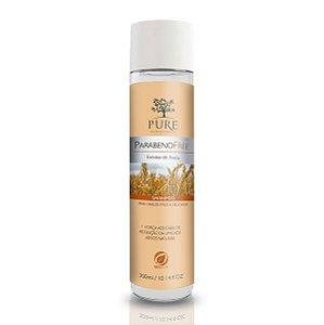 Shampoo Pure Parabeno Free Extrato de Aveia 300ml Cabelos Finos e Delicados