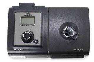 CPAP automático r Auto A-Flex 60 Series + Umidificador - Philips Respironics