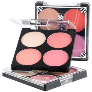 Paleta de Blush RK by Kiss NY Baring Bare RKB01BR