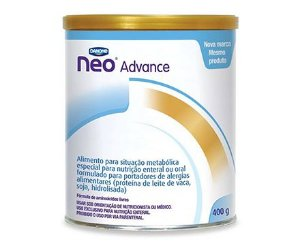 Neo Advance Lata 400g Danone