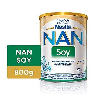 Leite Nan Soy Lata 800g