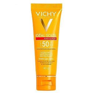Protetor Solar Ideal Soleil FPS 50 Antiidade 40g