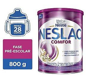 Composto Lácteo Neslac Comfor Lata 800g- Nestle