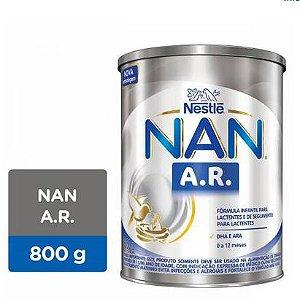 Fórmula Infantil NAN A.R Lata 800g. - Nestle