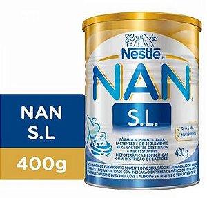 Fórmula Infantil Nan Sem Lactose Lata 400g - Nestle