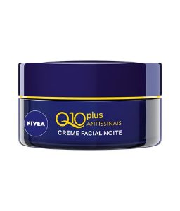 Creme Facial Nivea Q10 Plus Antissinais Noturno 50ml