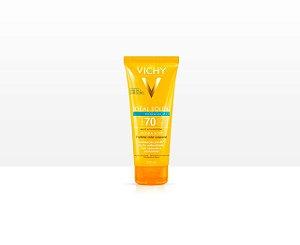 Protetor Solar Ideal Soleil FPS 70 Hydra Soft Corporal 200ml Vichy