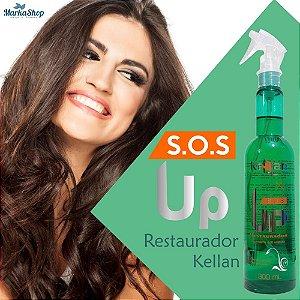 SOS UpGrade Restaurador Capilar Máscara Líquida 300ml Kellan