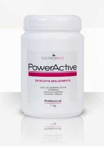 Power Active Creme de Massagem Drenante 1 kg Dermrio