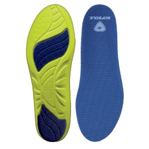 Palmilha Athlete Feminina - Sof Sole