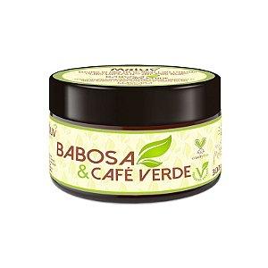 Máscara Capilar Babosa e Cafe Verde Fortificante 300g - Milla Gomes