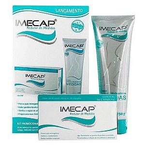 Kit Imecap Redutor de Medidas Creme 250g + 60caps