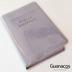 MÉDIA  - capa para BÍBLIA NW | PVC Cristal